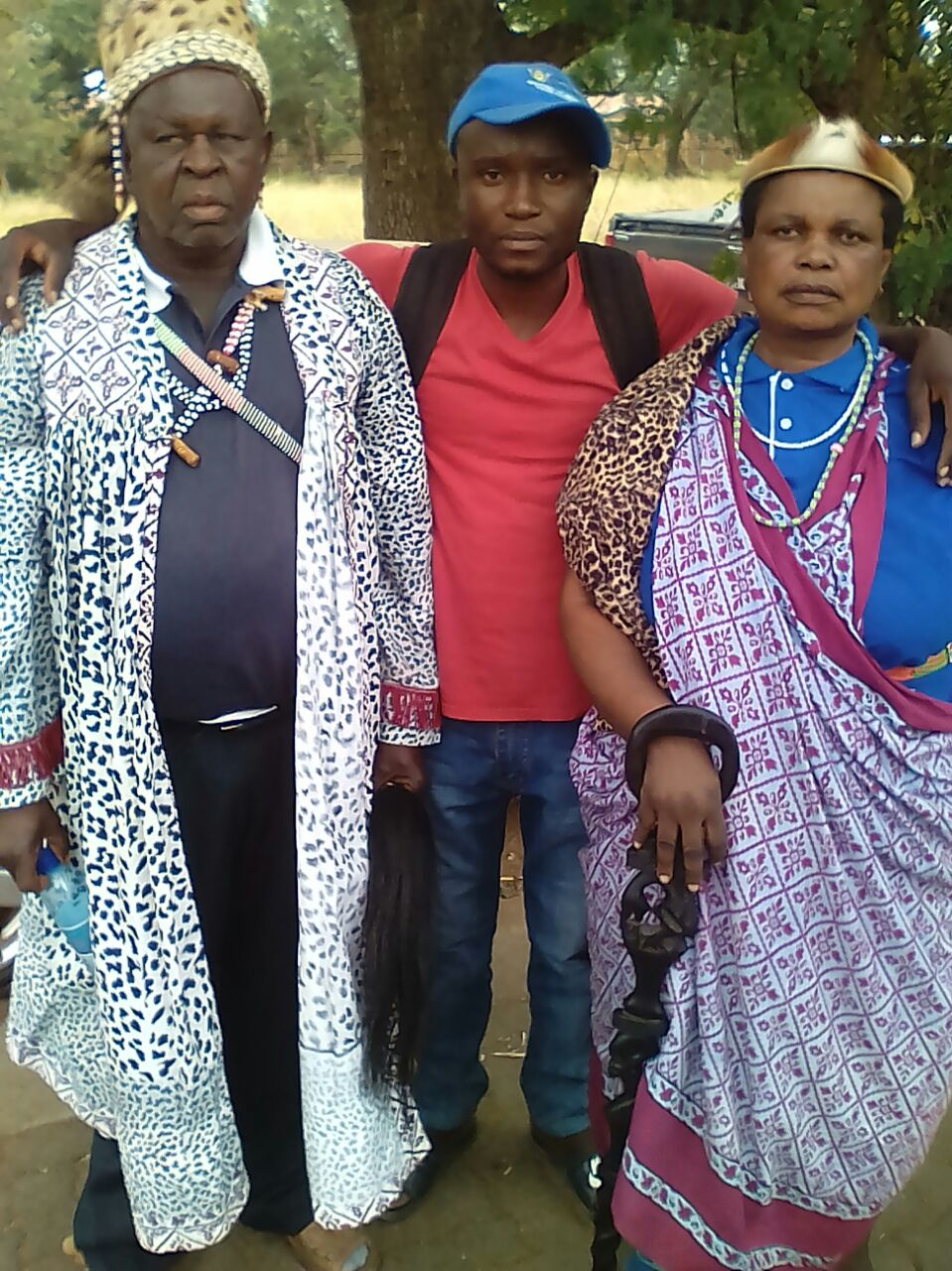 Malamulele- Traditional healers marched against ritual