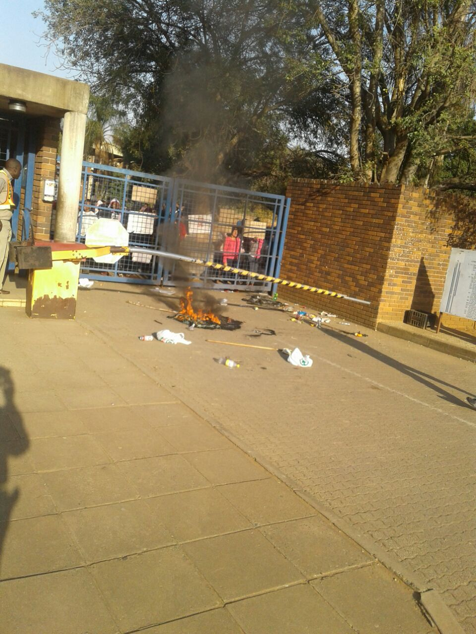 Giyani Health Dept To Resolve Students Grievances The border=